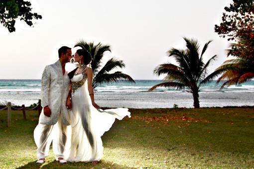 Destination Indian Wedding in Jamaica - 1
