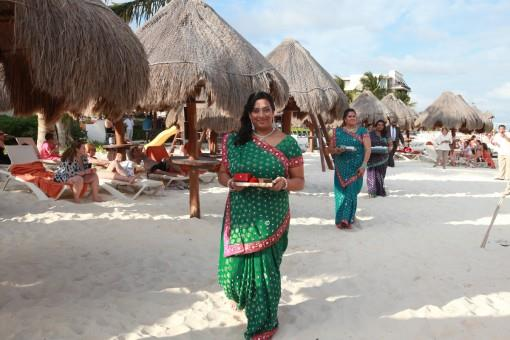 Dreams Riviera Cancun Destination Indian Wedding - 1