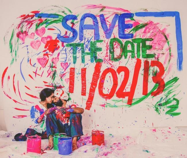 10 save the date card