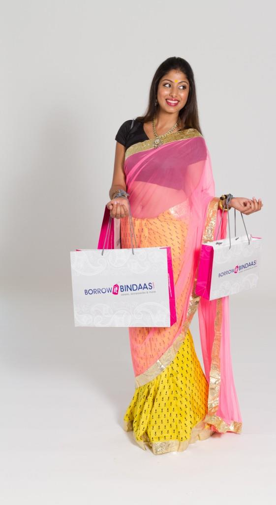 borrow it bindaas masaba sari