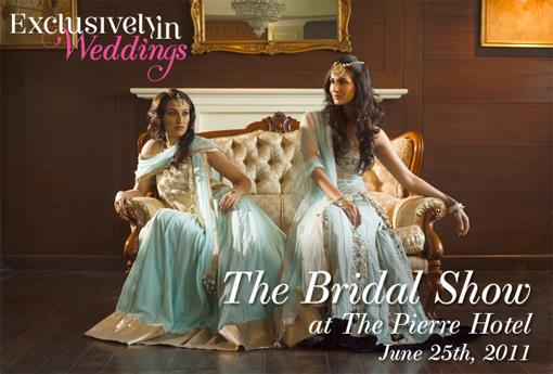 Giveaway: 4 Tickets to Exclusively.In Bridal Show