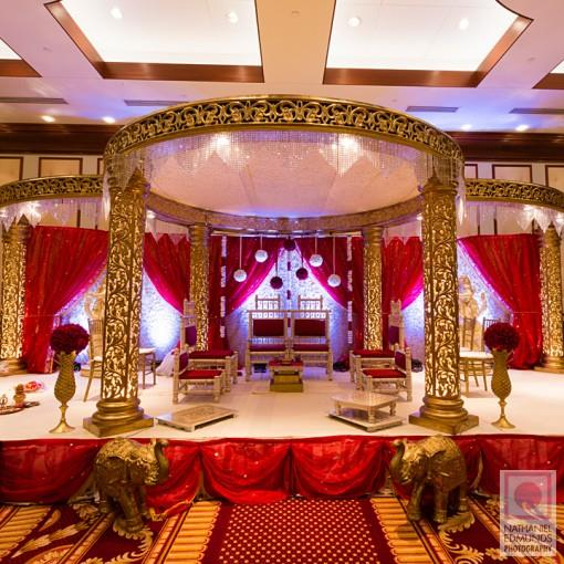 Hindu Indian Wedding By Nathaniel Edmunds Photography 2