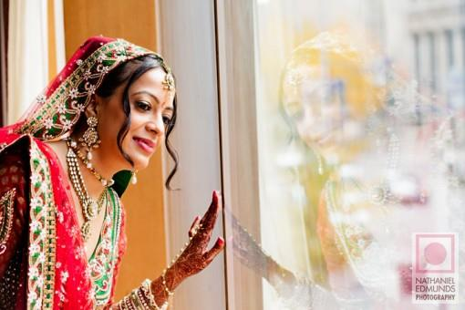 Hindu Indian Wedding by Nathaniel Edmunds Photography - 2