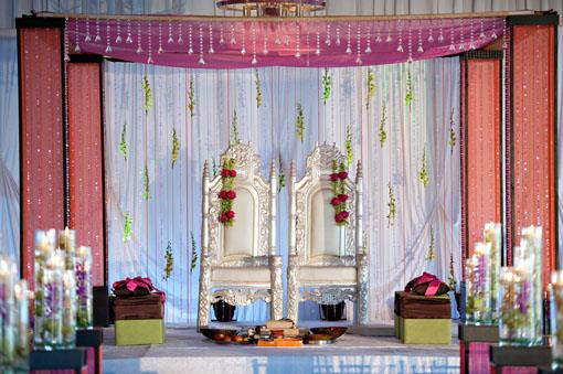 Illinois Hindu Wedding by Mark Romine Photography