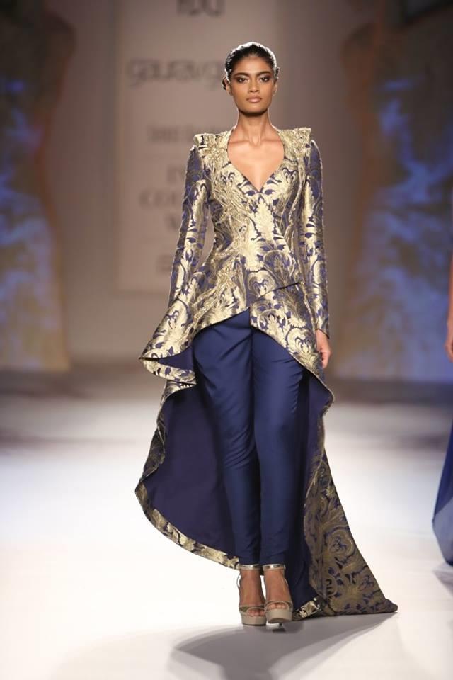 India Couture Week Icw Gaurav Gupta S Runway Show