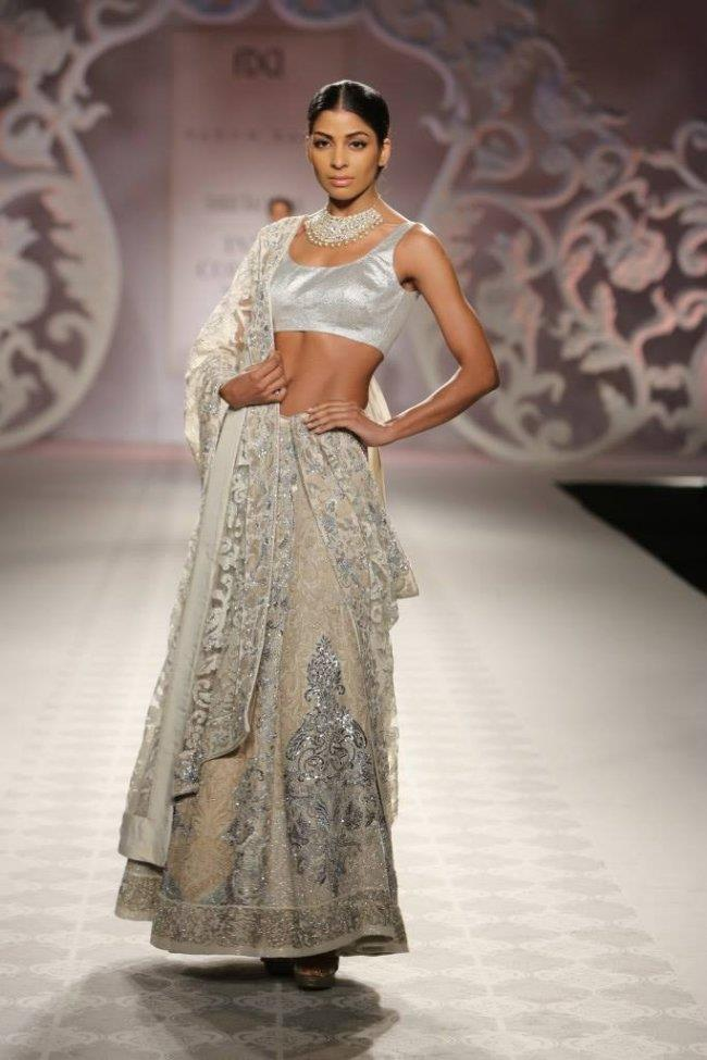 India Couture Week Icw Varun Bahl S Runway Show