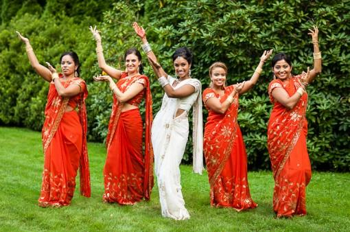 ... colours red indian colours bridesmaids sarees forward indian
