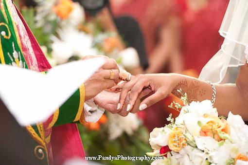 Indian Orthodox Christian Wedding in NY