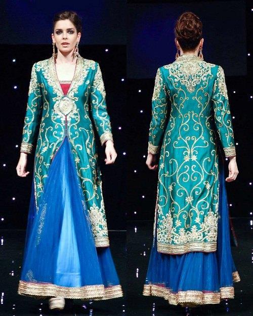 Indian Wedding Fashion Trend