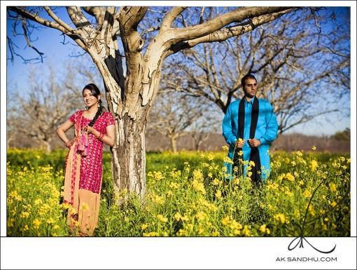 Indian Wedding Fashion Trend: Phulkari Embroidery
