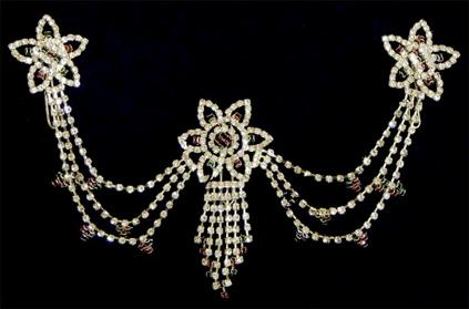 Indian Wedding Hair Jewelry Accessories