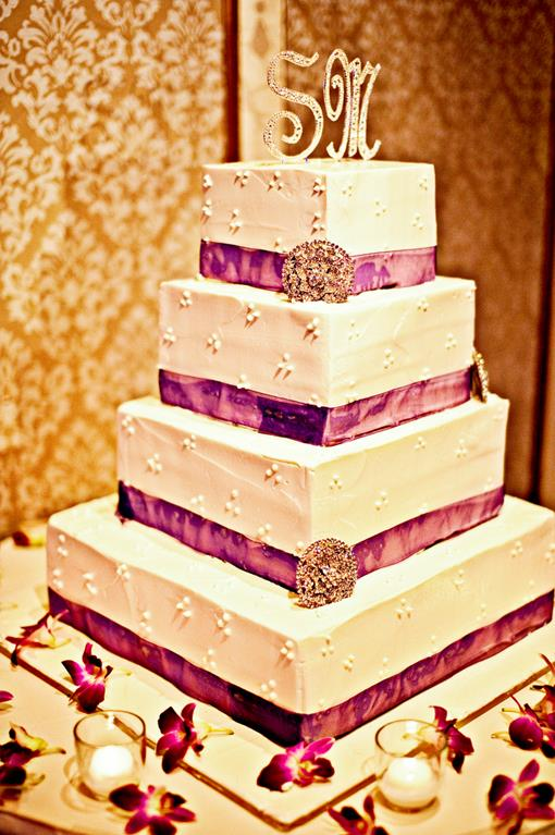 Indian Wedding Inspiration - Dreamy Wedding Cakes