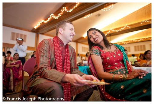 Indian Wedding Mehendi Party by Francis Joseph Photography