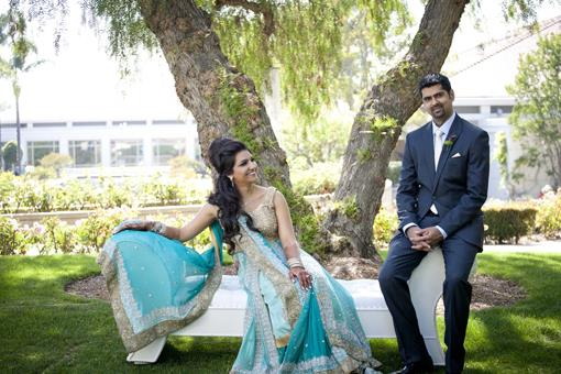 Indian Wedding Portraits by Riz and Lisa Photography - 3