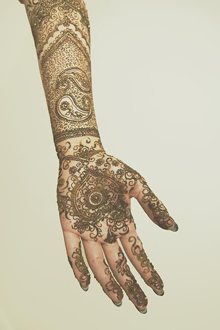 10Indian Wedding Mehndi Design
