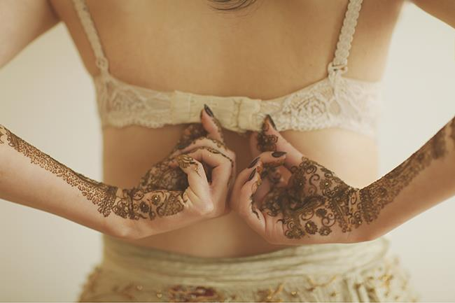 3 Indian Wedding Mehndi Designs