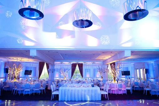 Indian Winter Wonderland White Reception