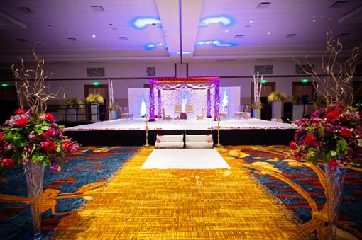 Indianapolis Hindu Indian Wedding by Crimson Blu - 1