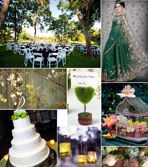 Inspiration Board: Garden Party