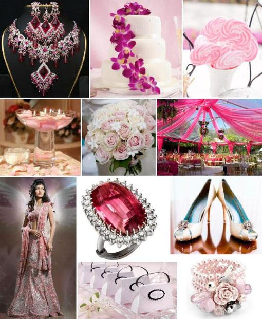 Inspiration Board: Pink Blush