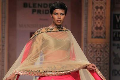 WIFW 2012 Indian Fashion by Manish Malhotra