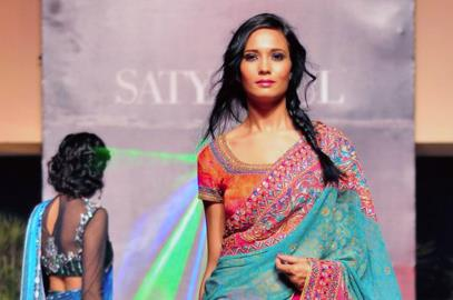 Indian Bridal Designer Satya Paul Store Opening