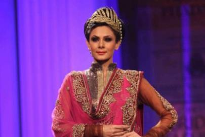 Aamby Valley India Bridal Fashion Week 2012 Vikram Phadnis