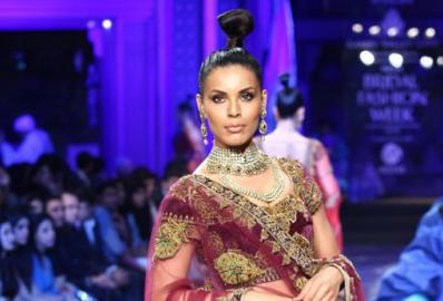 Aamby Valley India Bridal Fashion Week 2012- JJ Valaya