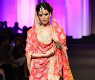 Indian Wedding Color Inspiration- Aamby Valley India Bridal Fashion Week