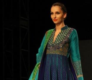 Indian Wedding Fashion from WIFW 2013 by Ekru