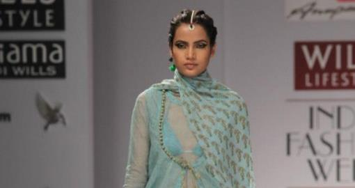 Indian Wedding Fashion - Our Top Ten Bridal Friendly Selections from WIFW A/W 2013