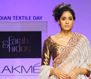 Indian Wedding Fashion by Ashdeen Lilaowala, Gaurang Shah, Farah Firdos & Payal Singhal LFW S/S 13