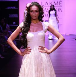 Lakme Fashion Week Summer 2011 - Anita Dongre