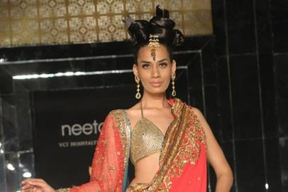 Aamby Valley Bridal Week 2011 – Neeta Lulla