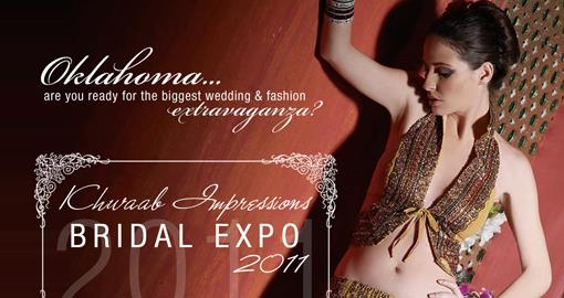 Oklahoma South Asian Bridal Expo 2011