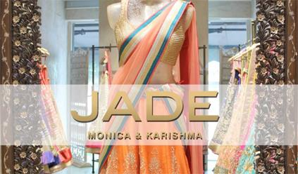 JADE by Monica & Karishma Bridal Fashion and Giveaway