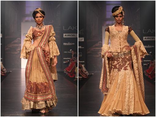 Lakme Fashion Week Winter 2011 - Neeta Lulla
