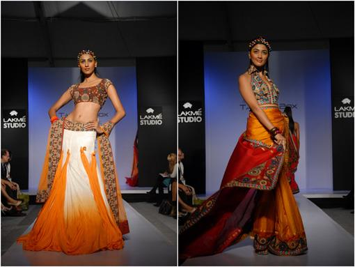 Lakme India Fashion Week Winter 2011 - Nishka Lulla