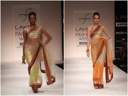 Lakme Fashion Week Winter 2011 - Payal Singhal