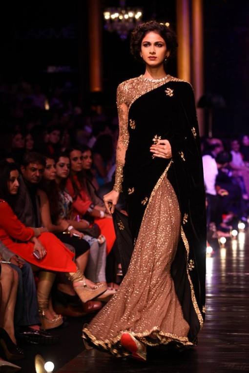 Lakme India Fashion Week Winter 2013 - Sabyasachi Sabyasachi Lakme Fashion Week 2013
