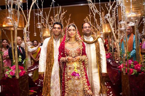 Lavish Indian Hindu Wedding by Jihan Abdalla Photography