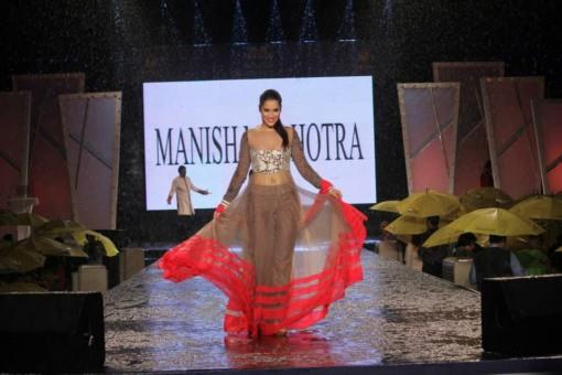 Manish Malhotra Indian Fashion Monsoon Magic Collection