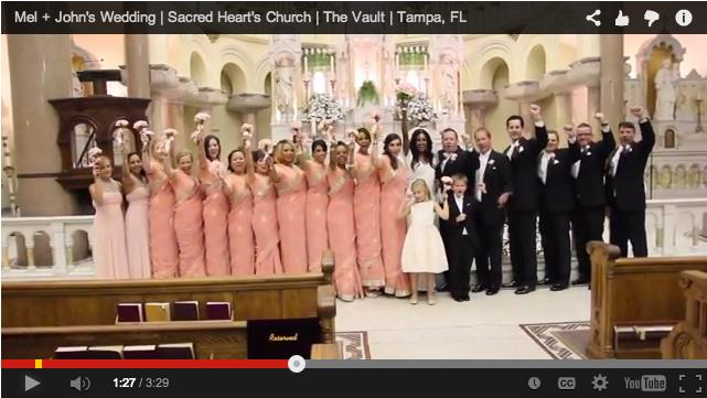 Multicultural Florida Indian Wedding Video by Randall Productions