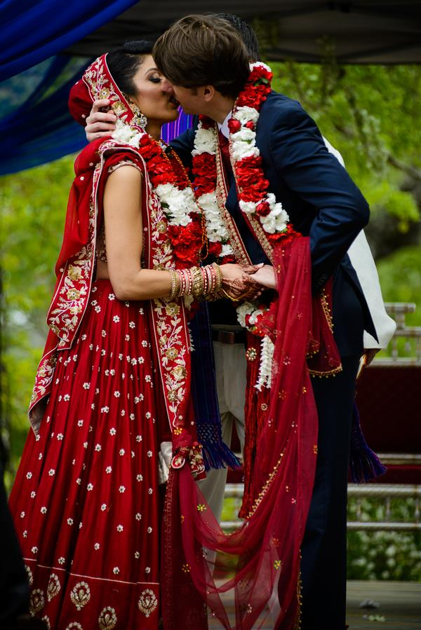 9a indian wedding portrait