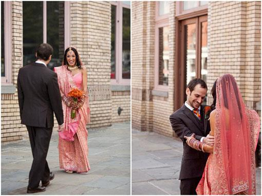 Multicultural Wedding Portraits by Ryan Jensen - Purva & David IV