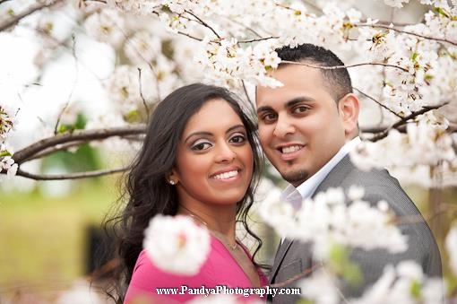 New Jersey Indian E-Session by Pandya Photography