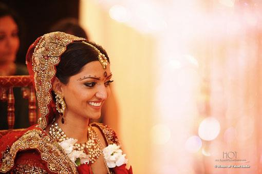 New Jersey Indian Bride by House of Talent
