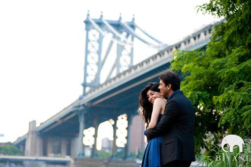 New York Indian E-Session by Biyani Photography