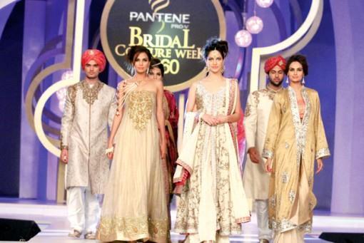 Pantene Bridal Couture Week 2013 - Pakistani Wedding Fashion
