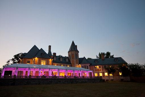 Pink South Asian Reception by Working Brides Wedding Planner